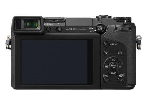 Holen Sie sich den besten Preis für Panasonic Lumix DMC-GX7 Systemkamera (16 Megapixel 76 cm (3 Zoll) Display Full HD optische Bildstabilisierung WiFi NFC) schwarz Billig