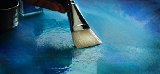 How to Apply a Varnish to an Acrylic Painting - article with great tips & comments
