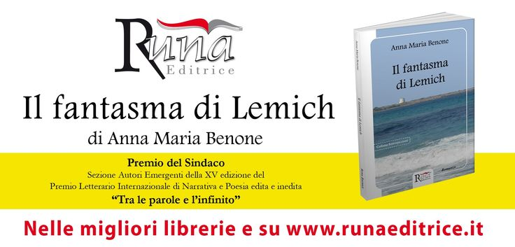 Il fantasma di Lemich di Anna Maria Benone   Runa Editrice Booktrailer