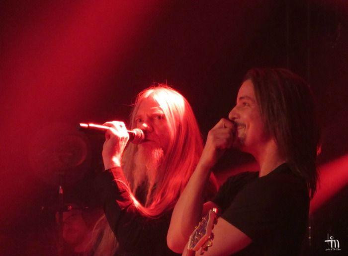 Raskasta Joulua 2016 -kiertueen avajaiskonsertti Baltic Princessillä - ja joulu saa tulla