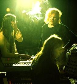 Tangerine Dream (Franke, Froese, Baumann)