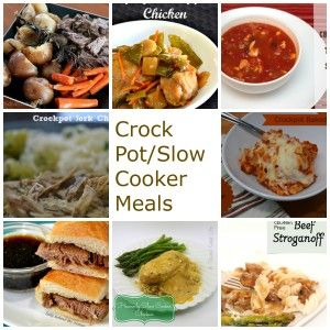 Easy Crock Pot Meals Round-Up - Everyday Southern Living