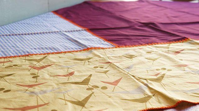 LeO ATLaNTE mulch cloth  #レオアトランテ #クロス #マルチクロス #マット #ファブリック #ソファカバー #テーブルクロス #カーテン #刺繍 #鳥 #ギンガムチェック #モロッコ #フランス #インテリア #暮らし #杉並区 #阿佐ヶ谷 #古一  モロッコに住むフランス出身のふたりのデザイナーが手がけるブランドレオアトランテ ヨーロッパのファブリックにひとつひとつモロッコの伝統刺繍を手刺繍で施しています マルチクロスは140140と大きいサイズなのでテーブルクロスやソファカバーカーテンなどいろいろな使い方ができます  #leoatlante #clothes #cover #fabric #embroidery #france #morocco #curtain #ginghamcheck #bird #interior #patchwork  古一 阿佐ヶ谷店 TEL 03-5356-7362 Address 166-0001 東京都杉並区阿佐ヶ谷北1-28-8 芙蓉コーポ103 古一では無料の出張見積を行っております…