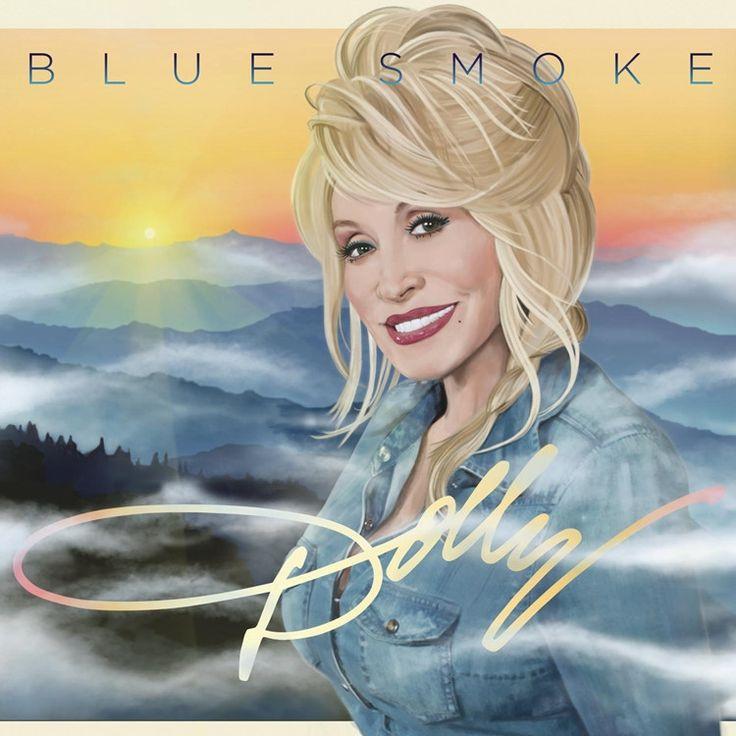 Dolly Parton - Blue Smoke on 180g LP