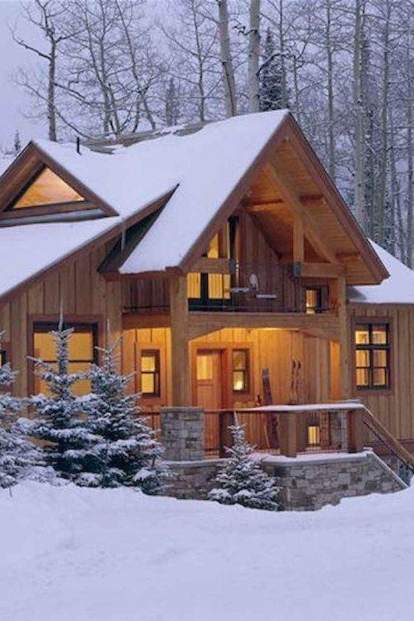 75 Best Log Cabin Homes Plans Design Ideas 7