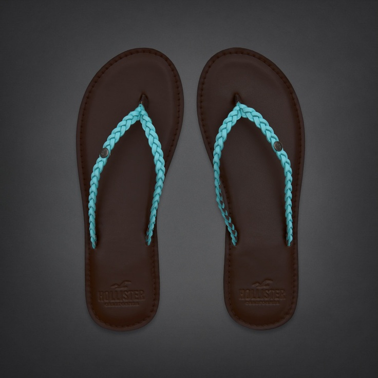 Bettys So Cal Color Flip Flops | Bettys Flip Flops | HollisterCo.com