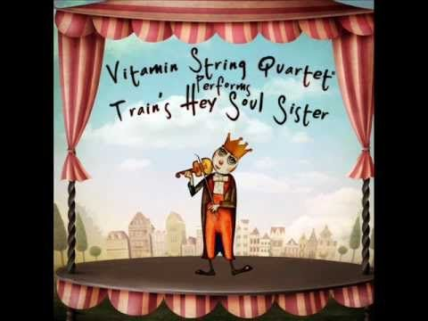 Hey Soul Sister - Vitamin String Quartet Performs Train - YouTube