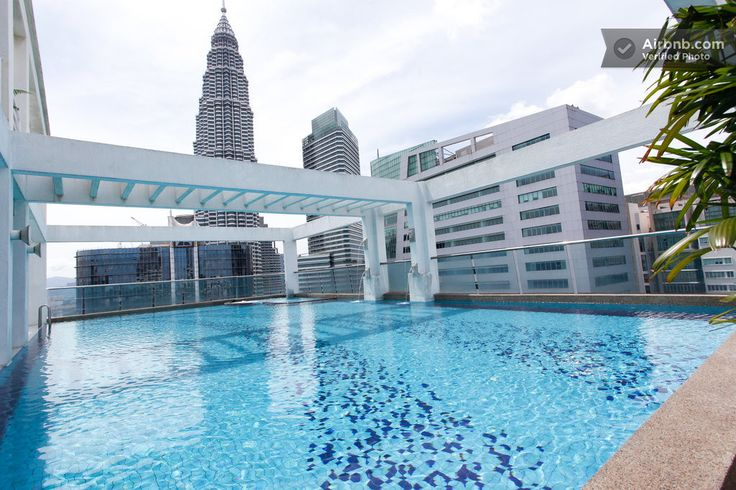 Apartment (Entire home/apt) for $73 a night. This great studio unit is only 400mtrs from famous KLCC Petronas Towers! If this unit is booked, check out my other awesome