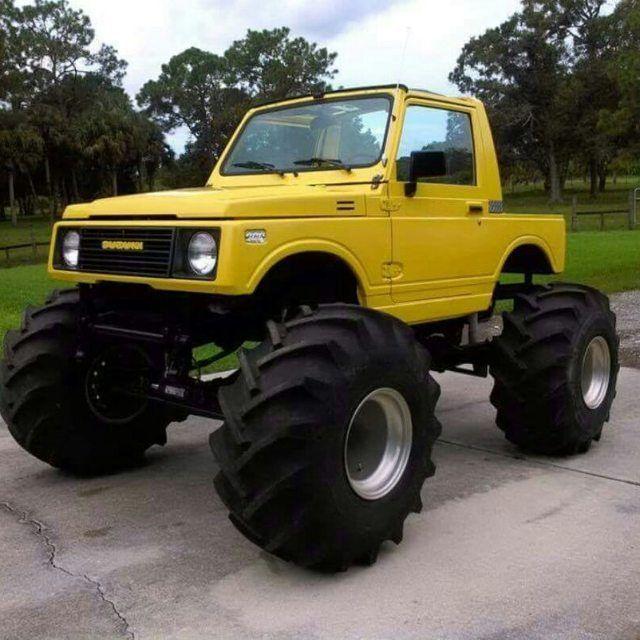 Instagram Sammy S Suzuki Jimny Mini Trucks 4x4 Trucks