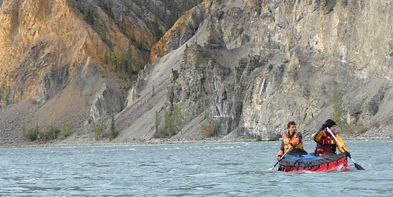 Nahanni National Park Reserve of Canada - NWT