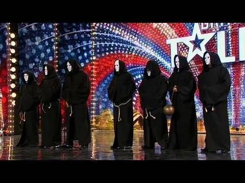 By far one of the BEST on Britain's Got Talent (You can't help but smile when you watch it!)