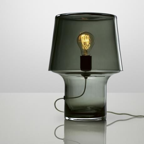 Table Lamp Cosy in Grey
