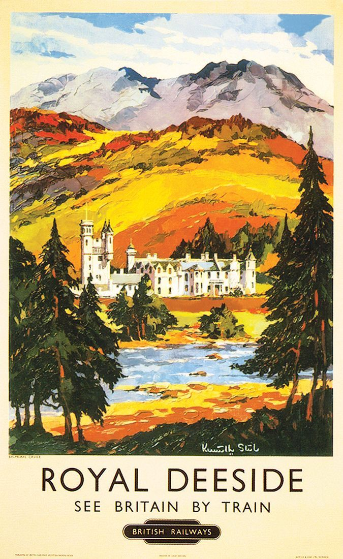 757 best images about Old UK Railway Posters. on Pinterest | Great ...