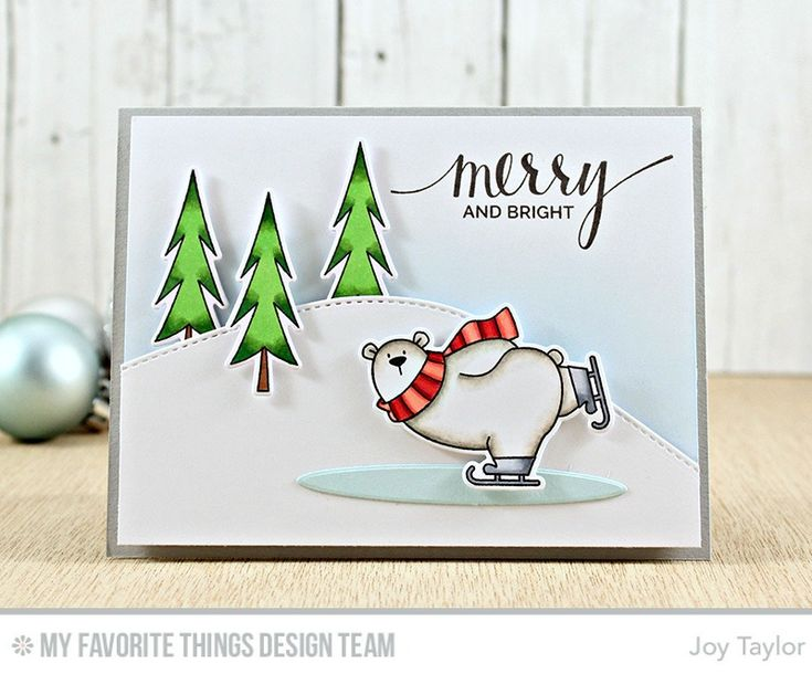 MFT November Release Replay! | merry and bright | Simple By Design by Joy Taylor