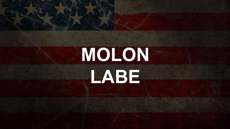 Molon Labe Pronunciation