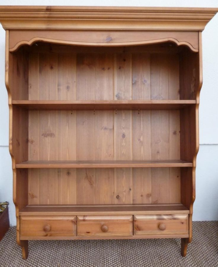 Antique Pine Wall Hung Dresser This Would Go Lovely In My