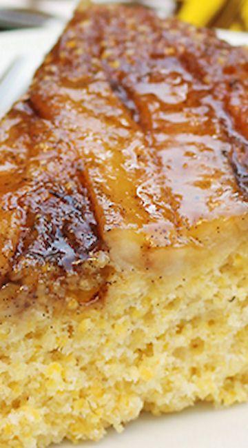 ... Polenta on Pinterest | Polenta Cakes, Creamy Polenta and Baked Polenta