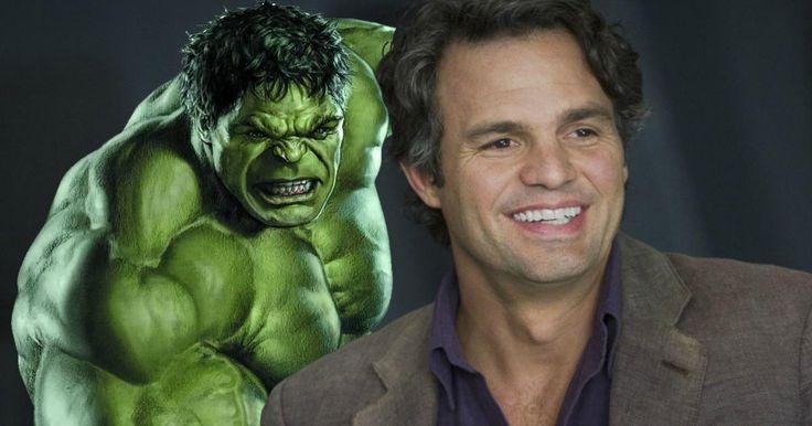 El actor estadounidense mejor conocido por sus papeles como el hombre verde 'Hulk' y su aparición en la reciente cinta que ganara el Oscar como mejor película 'Spotlight',Mark Ruffalo, afirma su