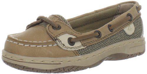wow Sperry Top-Sider Angelfish Boat Shoe (Toddler/Little Kid/Big Kid)