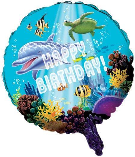 Best 25+ Ocean Party Decorations Ideas On Pinterest
