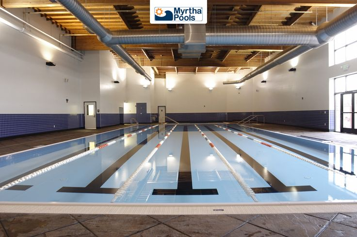 Fitness and wellness pool by Myrtha Pools