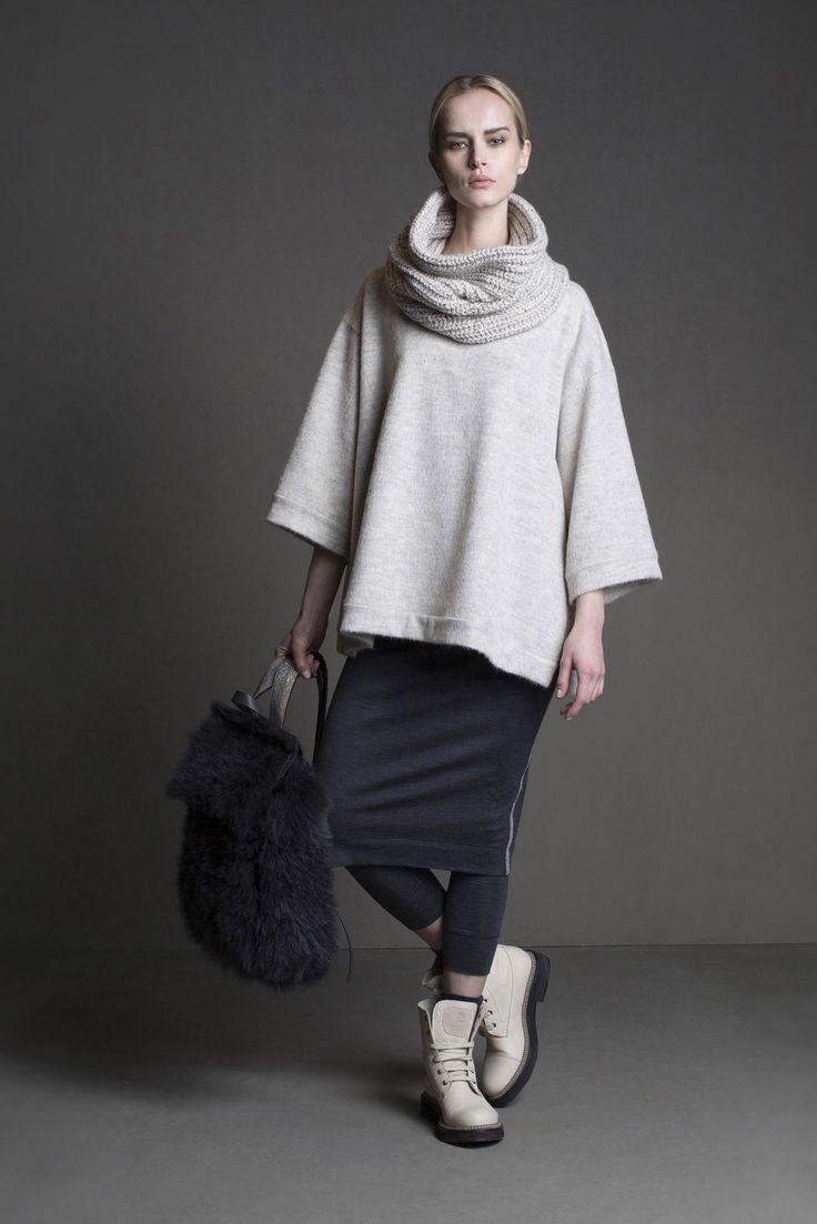 Brunello Cucinelli - Fall 2015 Ready-to-Wear - Look 18 of 30