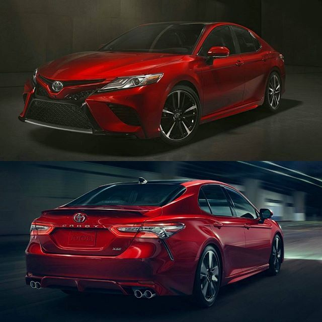 2018 TOYOTA CAMRY XSE YOUTUBE