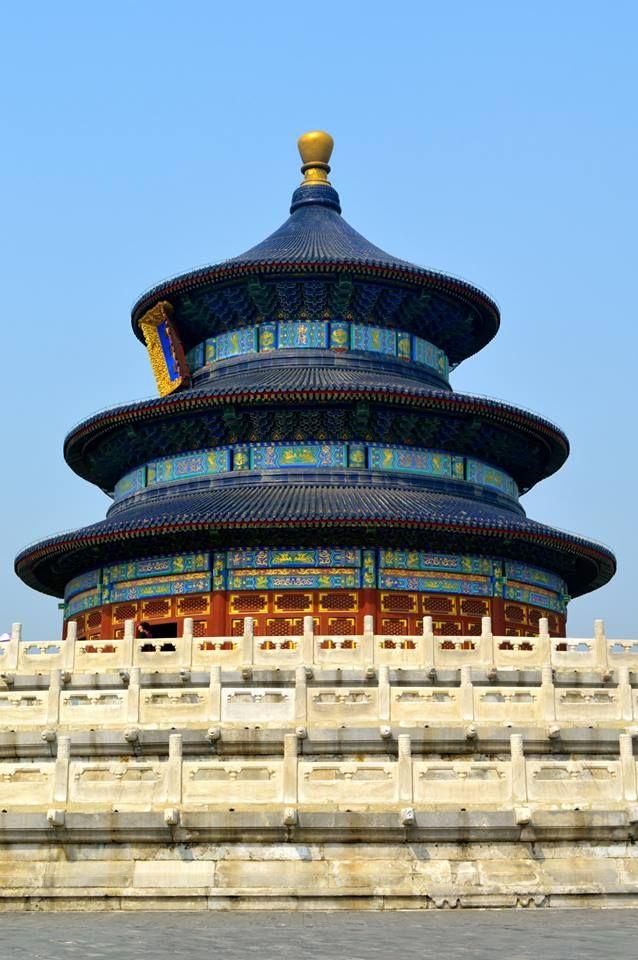 Temple of Heaven, Beijing... #templeofheaven #beijing #china #travel Photograph // Stephanie Osborn
