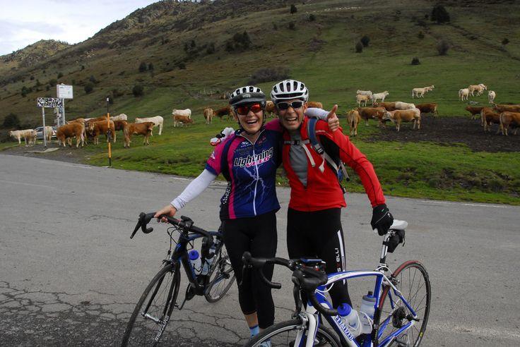 Col du Soulor is an iconic Tour de France climb in the Pyrenees. // Pyrenees | Soulor | Bike Tours | Cycling Tours | Bicycle Tours | France Cycling | Bike Trips | Mountains | Mountain Pass | Climbs | Climbing