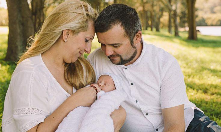newborn photorgaphy - Brand New Baby lifestyle baby photography