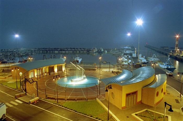 Cattolica RN Italy - il porto