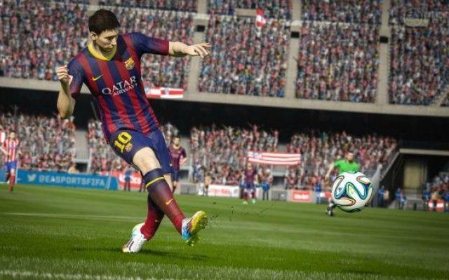 Il nuovo trailer di Fifa 15 da Gamescom
