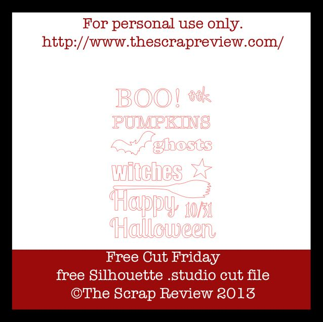 Free Cut Friday is up and ready for you!! This file created by @Ashley Harris