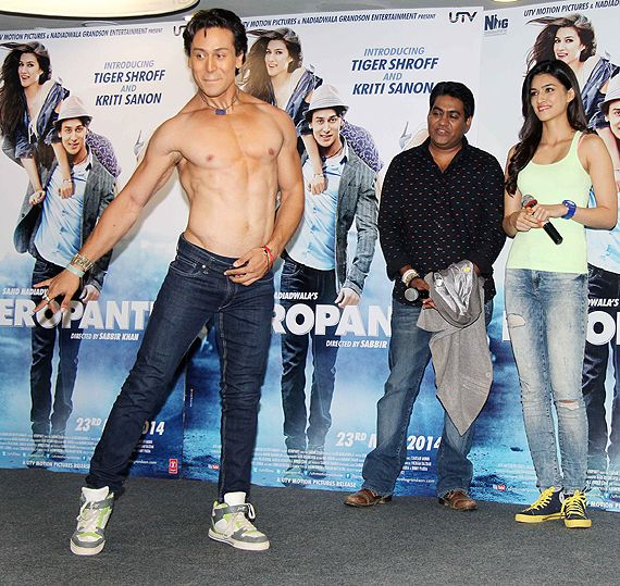 Tiger Shroff: Another Salman Khan in making (see pics)