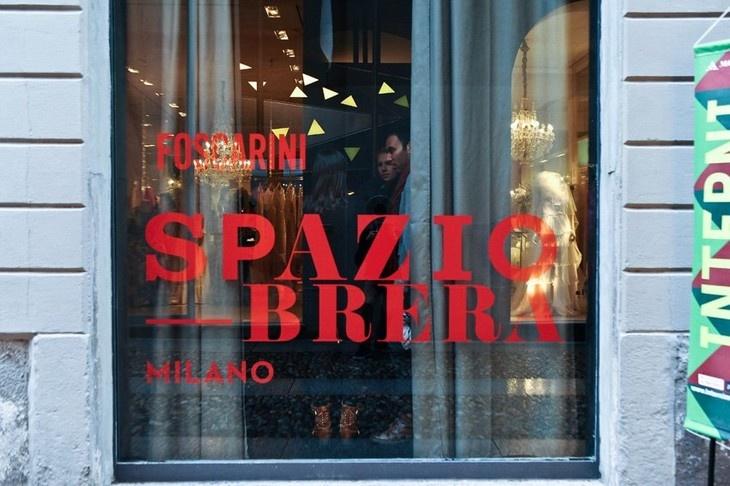 #SpazioBrera #salone2013