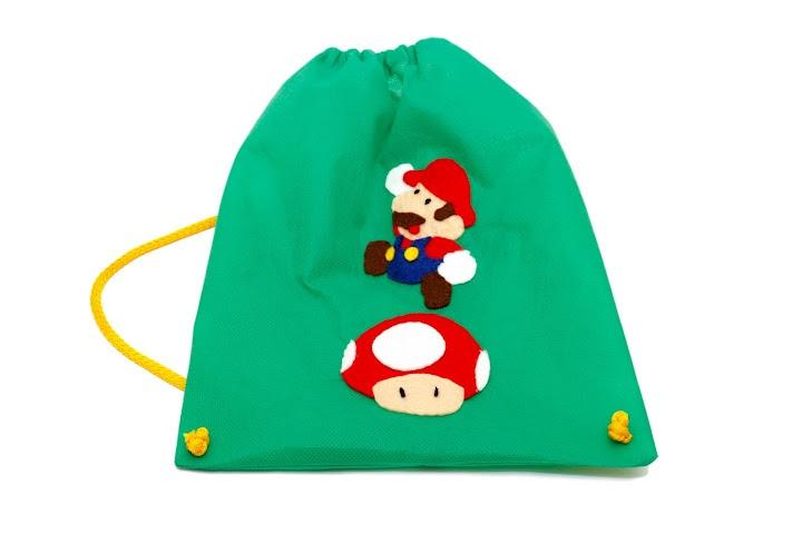 Mario bross mochilita para sorpresas de cumplea os http - Sorpresas de cumpleanos ...