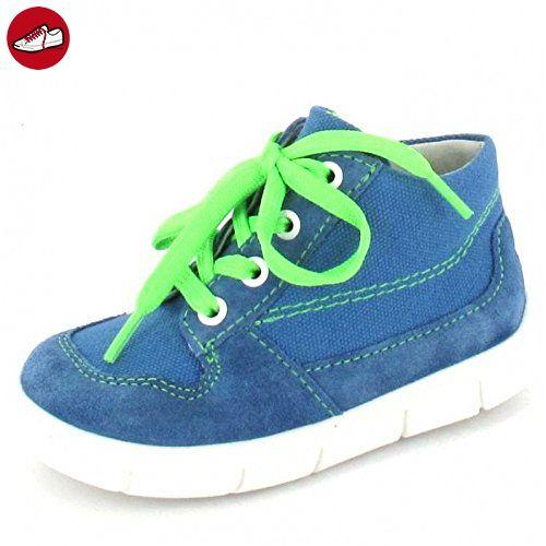 Superfit 8-00428-93 Größe 23 Blau (blau) - Kinder sneaker und lauflernschuhe (*Partner-Link)