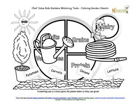 chefsolus coloring pages - photo#20