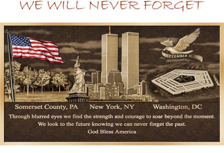 American Airlines Flight 11, World Trade Center North Tower - United Airlines Flight 175, World Trade Center South Tower - American Airlines Flight 77, Pentagon  - United Airlines Flight 93