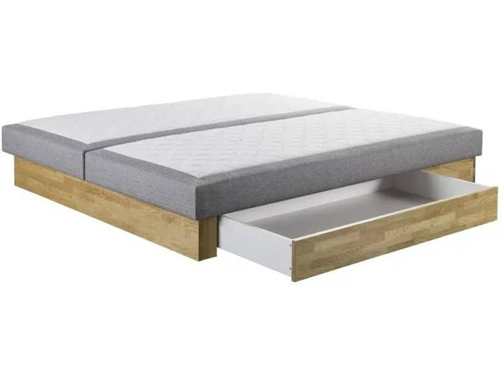 Hasena Boxspring Rahmen Bettkasten Solution Box 36 160x200 Cm
