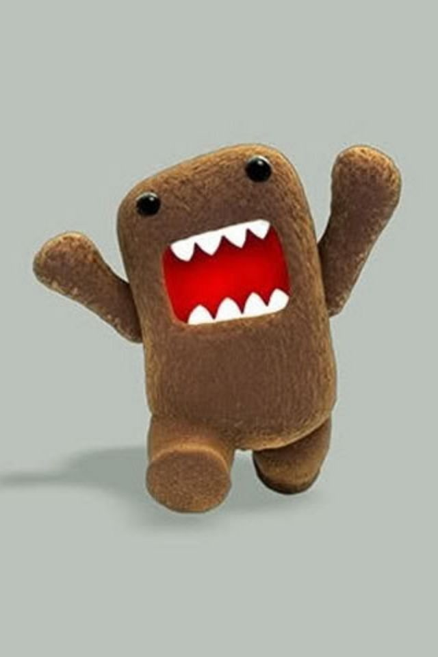 Domo Kun IPhone Background
