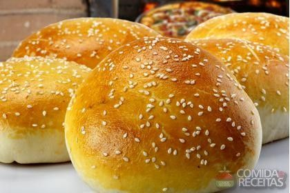 Receita de Pão de batata - Comida e Receitas