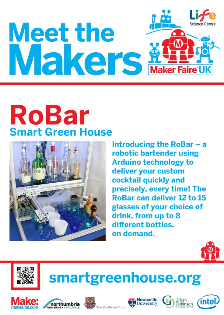 Smart Green House at Maker Faire UK 2014