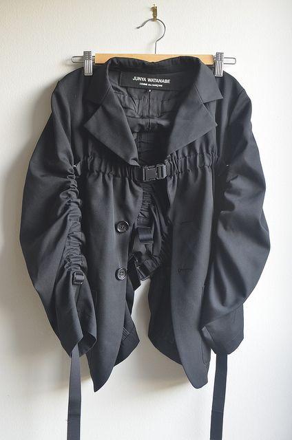 Junya Watanabe parachute jacket                                                                                                                                                                                 More