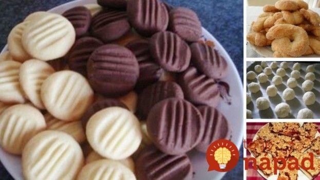 7 receptov na najlepšie domáce sušienky, ktoré viete rýchlo pripraviť!