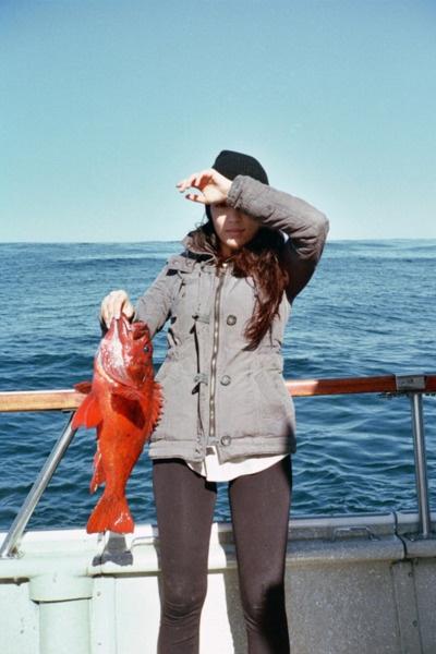 .: Girls Fish, Adventure, Nautical Color, Sea Fish, Seafish, Boats, Giant Fish, Red Fish, Dreams Life