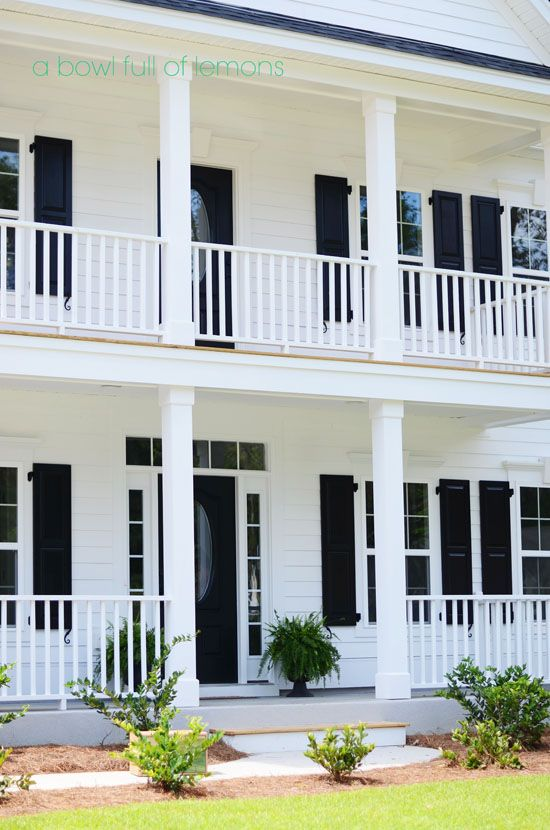 Exterior plantation shutter plans woodworking projects for Southern plantation shutters