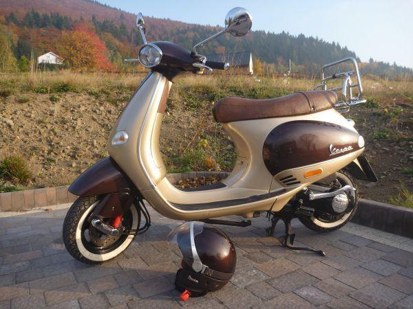 Vespa ET4 150