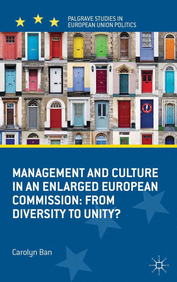 Management and Culture in an Enlarged European Commission: From Diversity to…