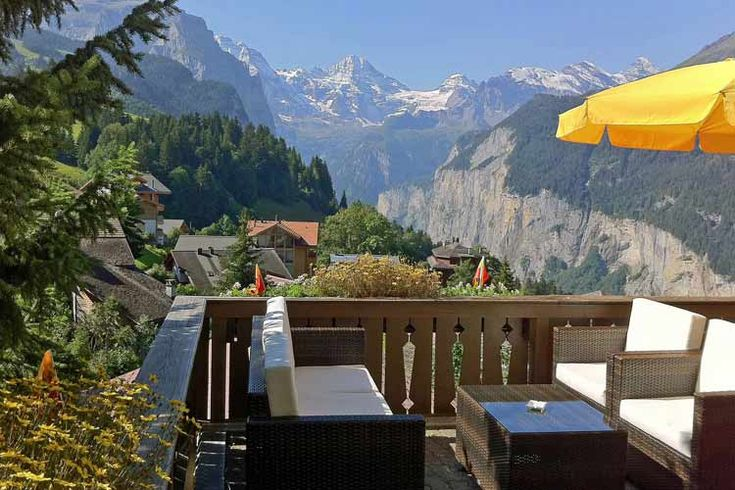 Caprice Hotel, a boutique hotel in Wengen